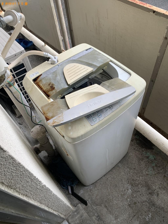 【福岡市西区】洗濯機、冷蔵庫の回収・処分ご依頼 お客様の声