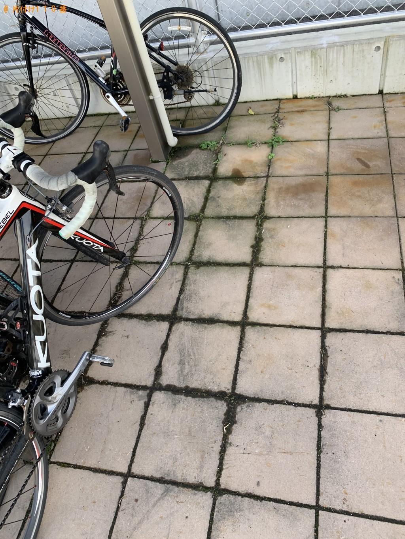 【福岡市西区】自転車の回収・処分ご依頼 お客様の声