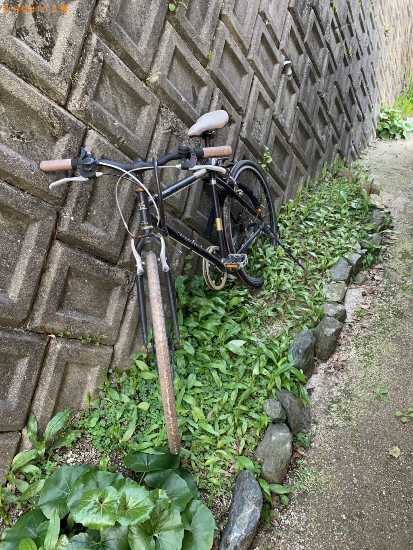 【福岡市中央区】自転車の回収・処分ご依頼 お客様の声