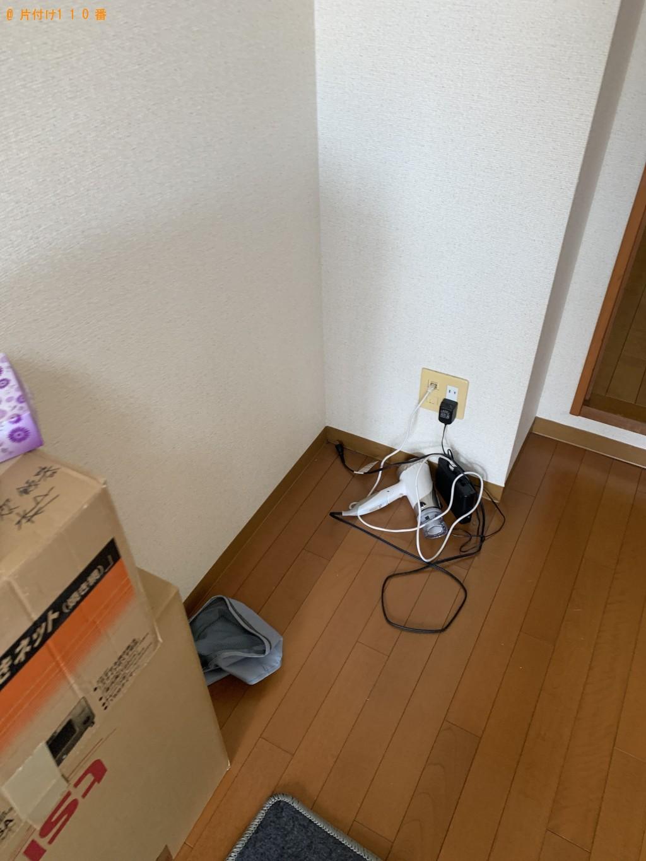 【福岡市博多区】電子レンジ、オーブンレンジ、ローテーブル等の回収