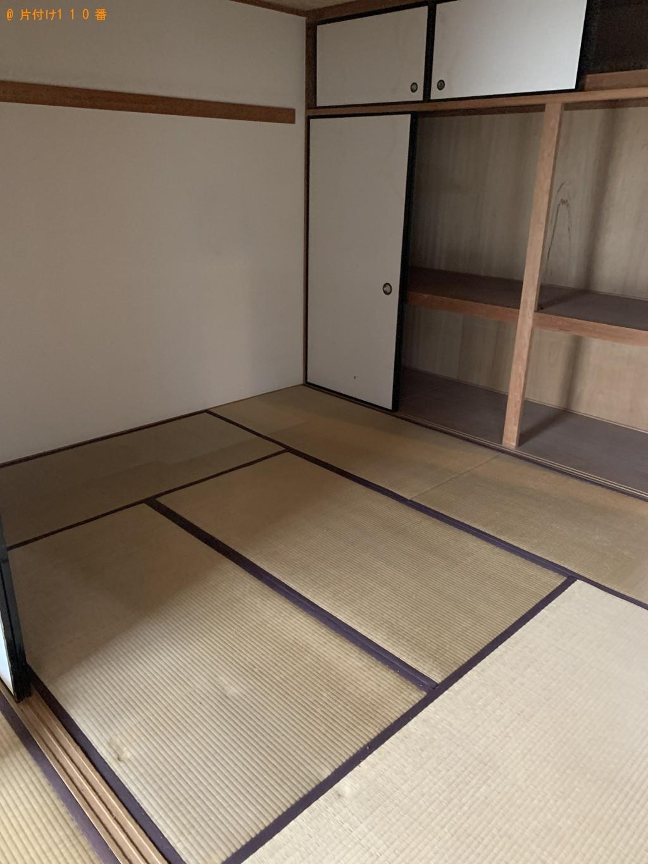 【みやこ町】整理タンス、布団、椅子等の回収・処分ご依頼
