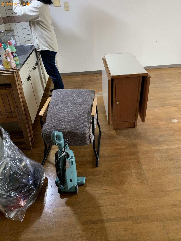 【福岡市南区】整理タンス、布団、椅子等の回収・処分ご依頼