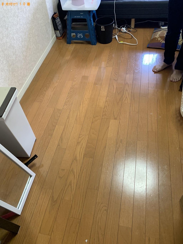 【福岡市博多区】二人掛けのソファーの回収・処分ご依頼 お客様の声