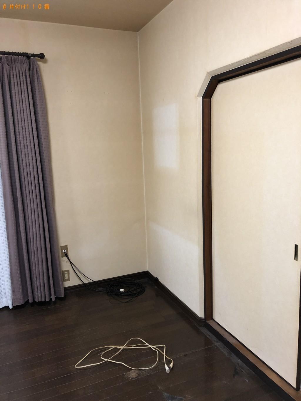 【遠賀郡遠賀町】整理タンス、サイドボード、テレビ台、座卓等の回収