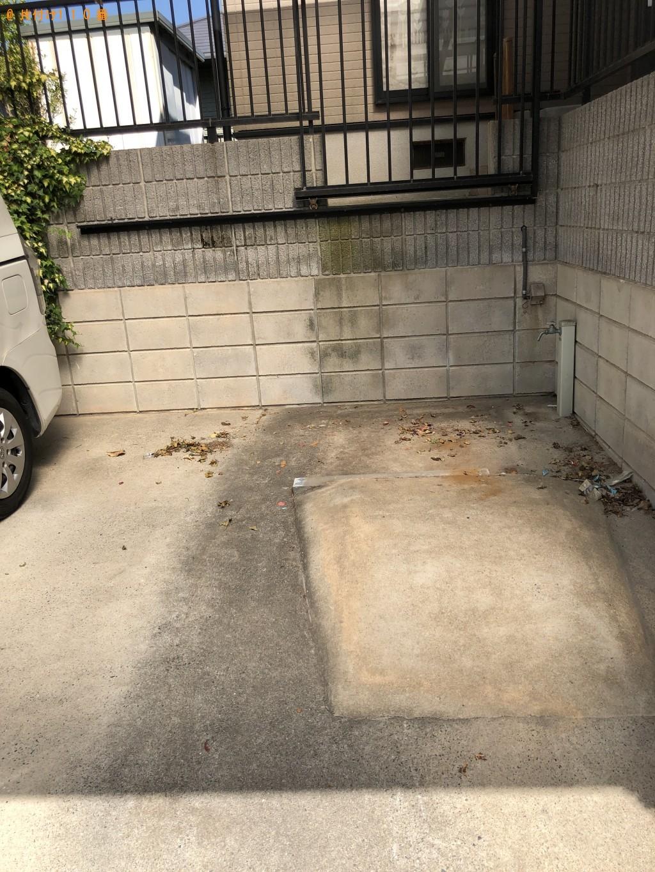 【岡垣町】冷蔵庫、ソファ、テーブルの回収・処分