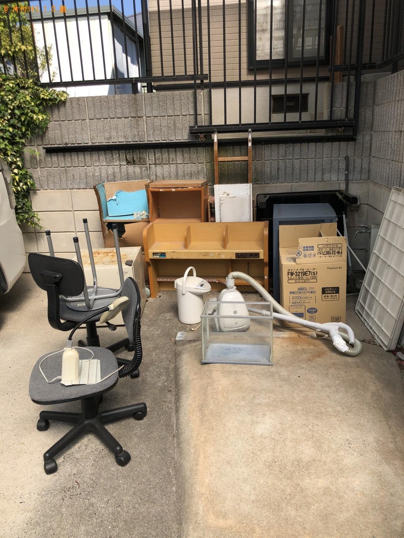 【北九州市八幡東区】冷蔵庫、ソファ、テーブルの回収・処分