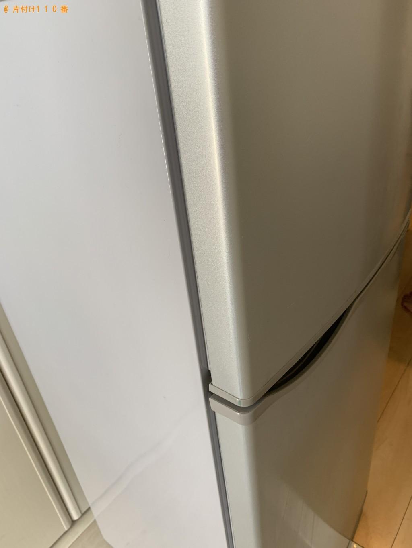 【京都郡苅田町】冷蔵庫の回収・処分ご依頼 お客様の声