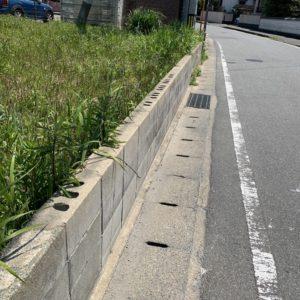【福岡市西区】側溝に落ちたワイヤレスイヤホンの取り出し作業ご依頼