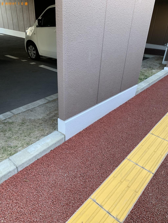 【福岡市博多区】冷蔵庫、タンス、カラーボックス、椅子の回収・処分