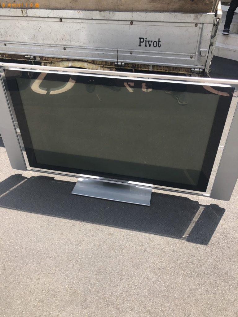 【関ケ原町】テレビの回収・処分 お客様の声