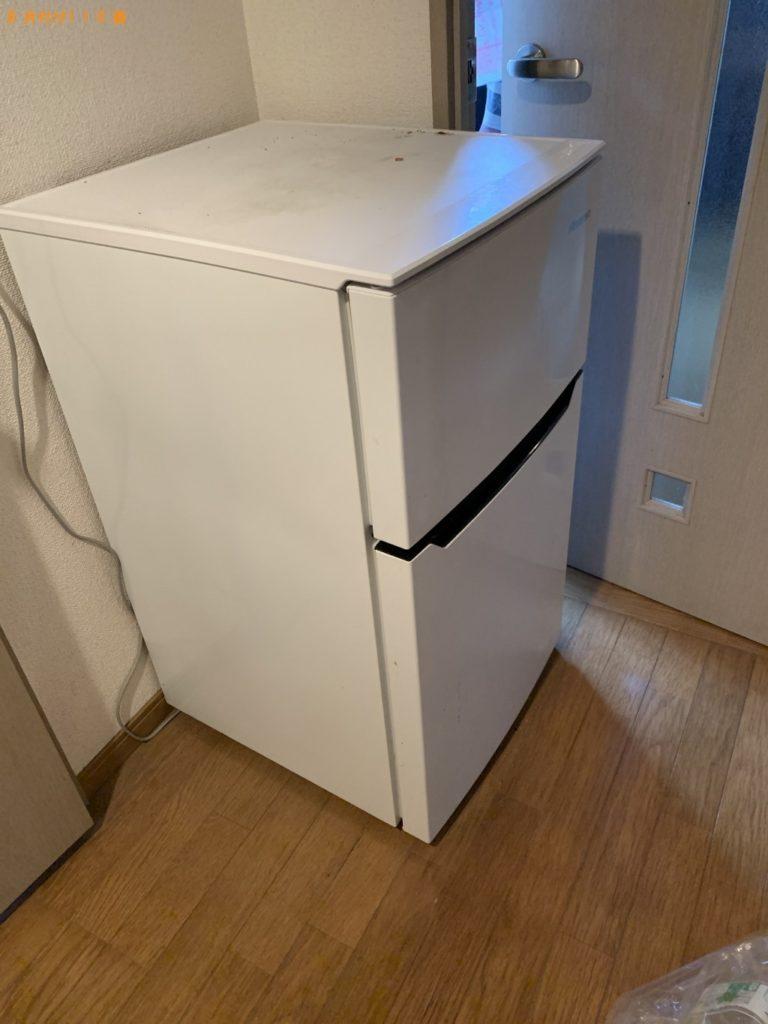 【坂祝町】冷蔵庫の回収・処分 お客様の声