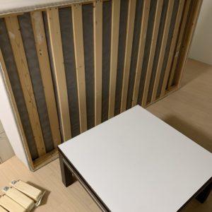 【福岡市中央区】セミダブルベッド、こたつの回収・処分 お客様の声