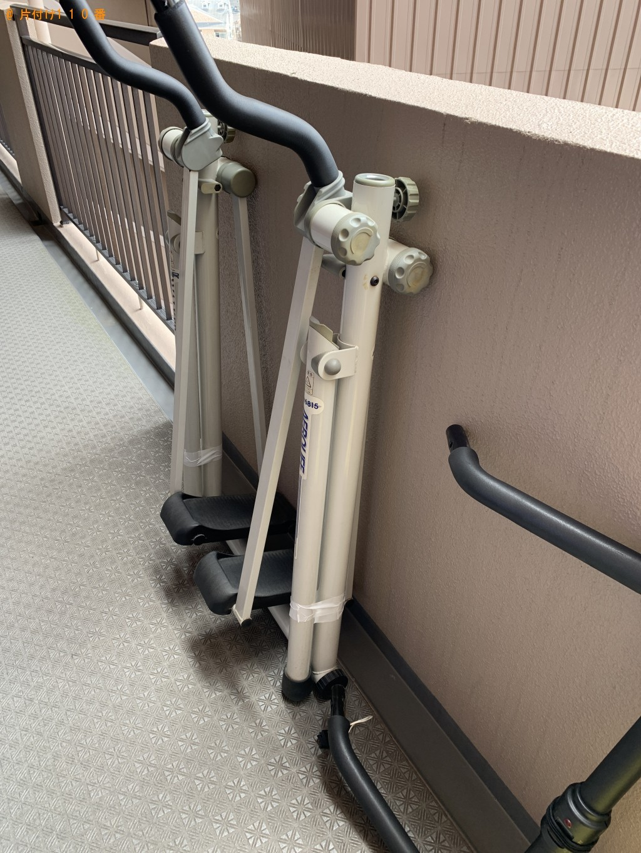 【福岡市中央区】健康器具の回収・処分 お客様の声