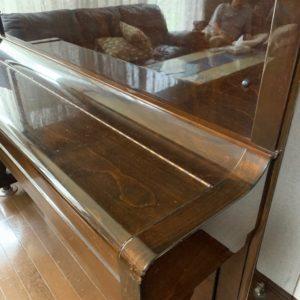 【遠賀郡岡垣町】アップライトピアノの回収・処分ご依頼 お客様の声