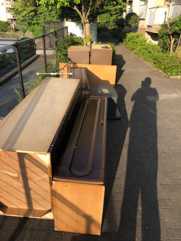 【京都郡苅田町】タンス、その他家具の回収・処分ご依頼 お客様の声