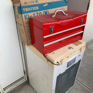 【福岡市東区】洗濯機の回収・処分ご依頼 お客様の声