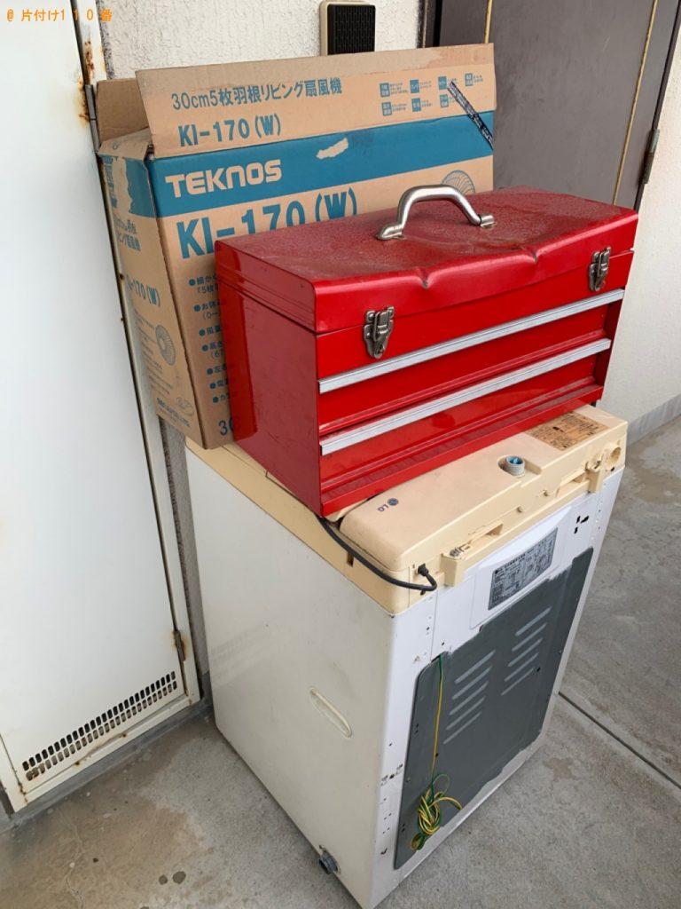 【笠松町】洗濯機の回収・処分ご依頼 お客様の声