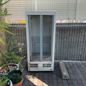 【福岡市中央区】業務用冷蔵庫の回収・処分ご依頼 お客様の声