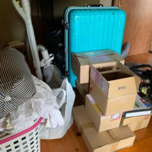 【行橋市】衣類、スーツケース、本、掃除機等の回収・処分ご依頼