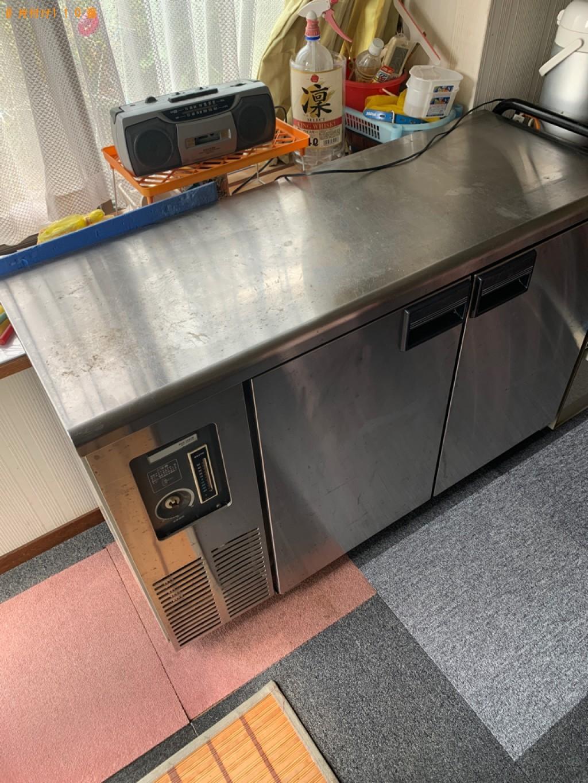 【吉富町】業務用冷蔵庫の回収・処分ご依頼 お客様の声