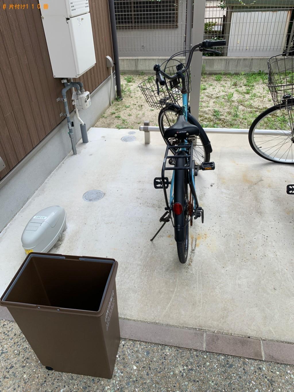 【南相木村】子供用自転車の回収・処分ご依頼 お客様の声