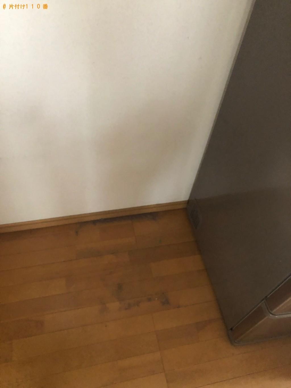 【直方市】冷蔵庫の回収・処分ご依頼 お客様の声