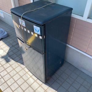 【福岡市早良区】冷蔵庫の回収・処分ご依頼 お客様の声