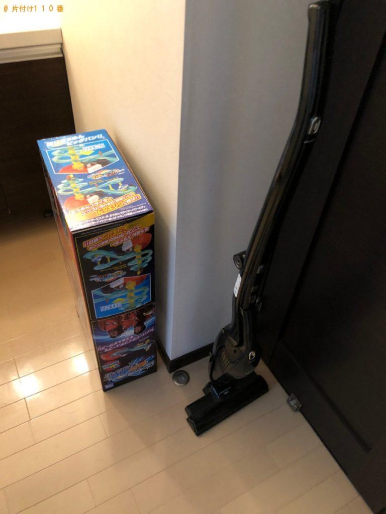 【大野城市】遺品整理に伴いカーペット、こたつ、一般ごみ等の回収・処分ご依頼