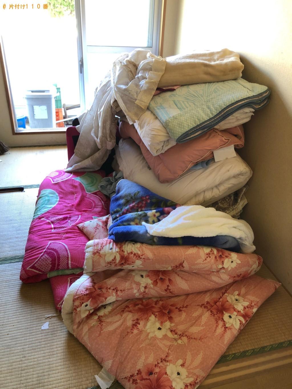 【福岡市西区】椅子、タンス、布団等の回収・処分ご依頼 お客様の声