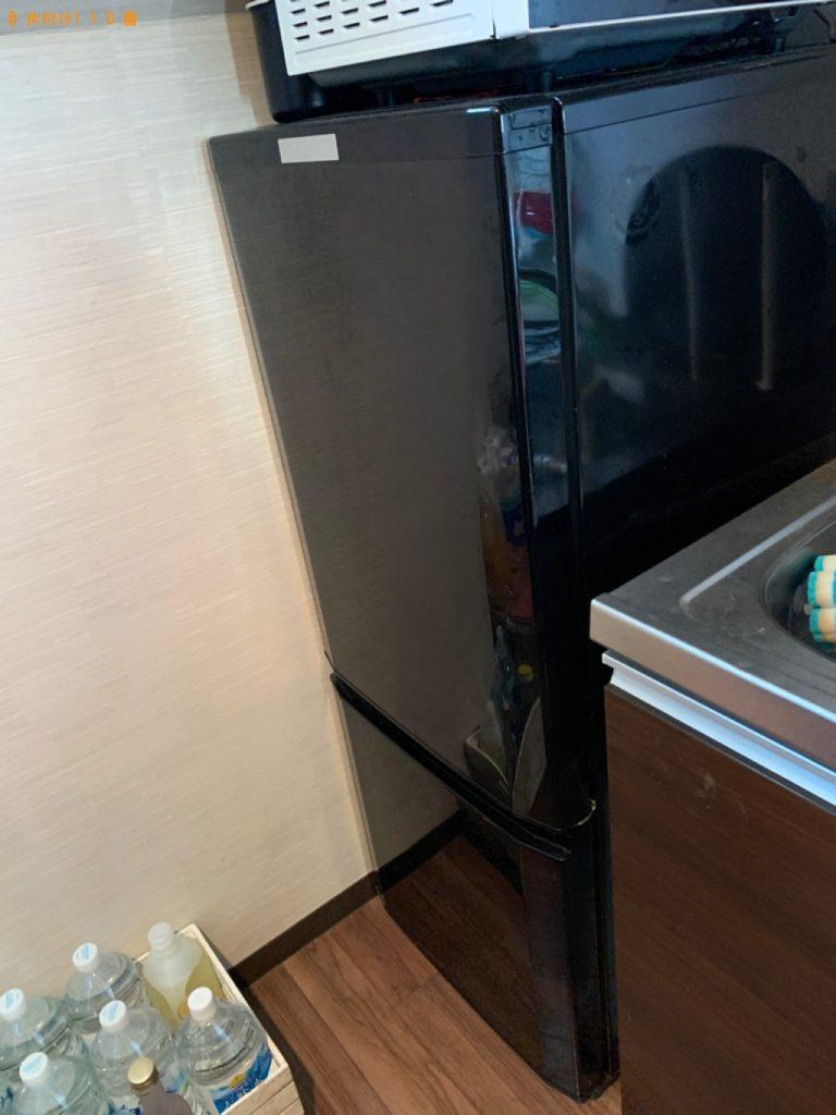 【太宰府市】遺品整理で冷蔵庫、洗濯機の回収・処分ご依頼 お客様の声