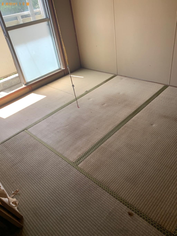 【福岡市西区】パイプベッド、仏壇、鏡台等の回収・処分ご依頼