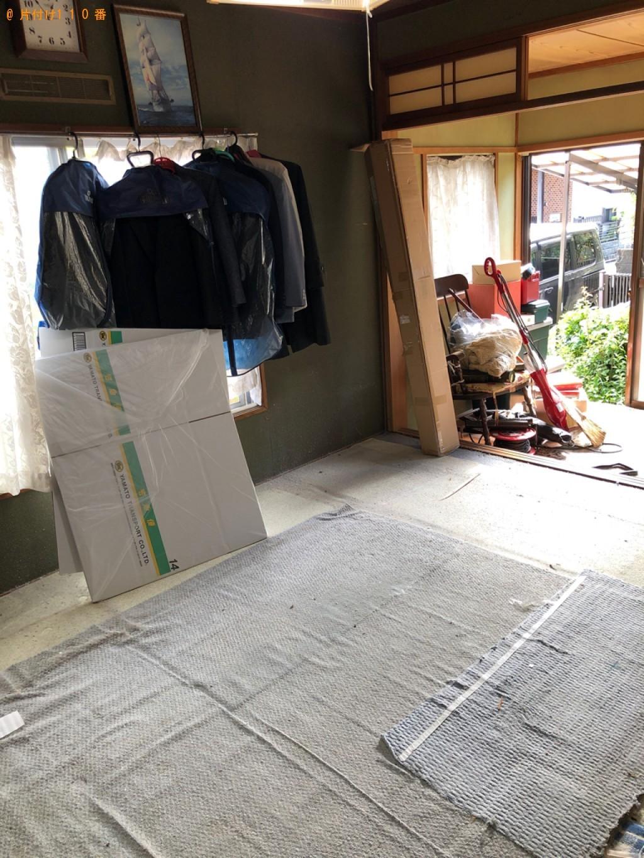 【春日市】シルバーカー、健康器具、布団、椅子等の回収・処分ご依頼
