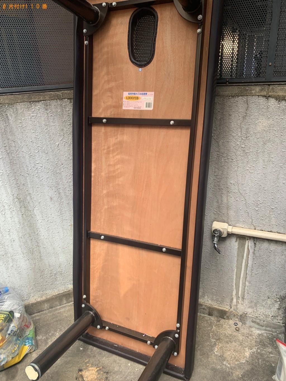 【福岡市中央区】施術ベッドの回収・処分ご依頼 お客様の声