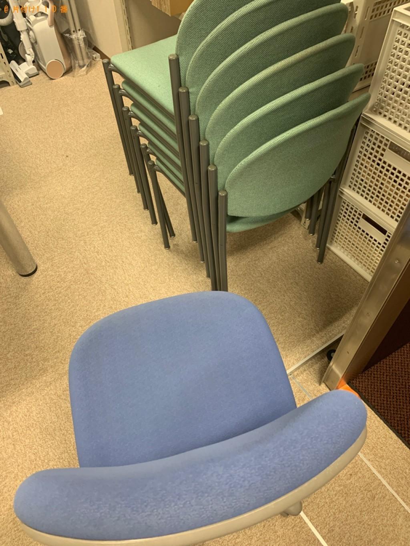 【水巻町】椅子の回収・処分ご依頼 お客様の声