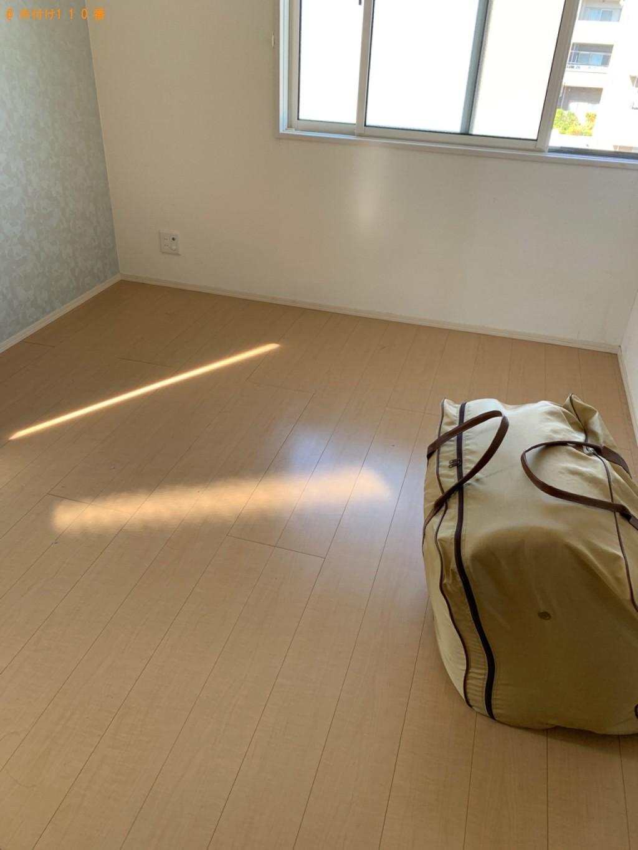 【福岡市西区】洗濯機、本棚、タンス、食器棚等の回収・処分ご依頼