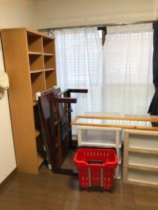 【北九州市八幡西区】本棚、タンス、衣装ケース等の回収・処分ご依頼 お客様の声