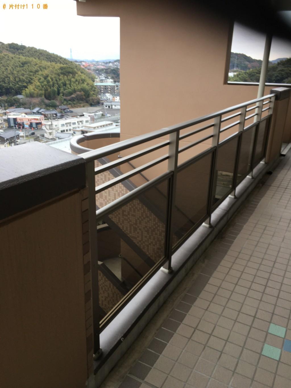 【飯塚市】シングルベッドマットレスの回収・処分ご依頼 お客様の声