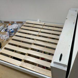 【福岡市博多区】洗濯機、マットレス付きシングルベッド等の回収
