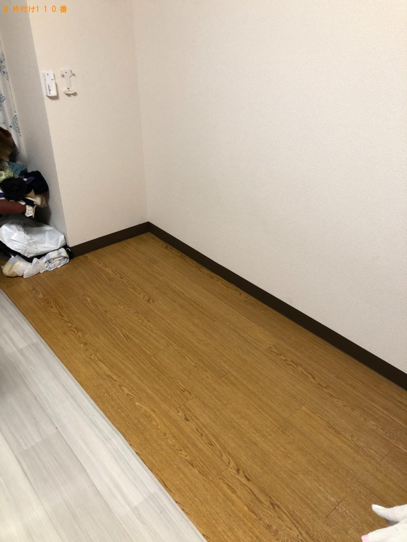 【福岡市東区】シングルベッドの回収・処分ご依頼 お客様の声