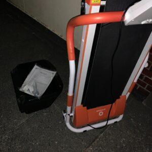 【大野城市】健康器具、プリンタ―の回収・処分ご依頼 お客様の声
