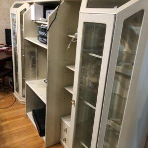 【福岡市南区】冷蔵庫、ラック、飾り棚、一般ごみ等の回収・処分