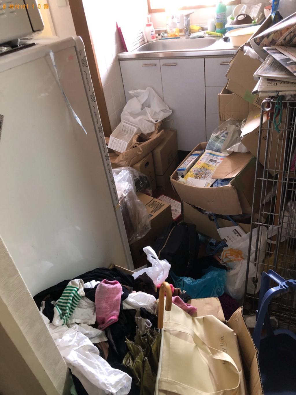 【福岡市博多区】部屋の片付けと一般ごみの回収・処分ご依頼