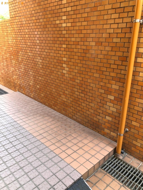 【福岡市中央区】クイーンベッドマットレス、枕の回収・処分ご依頼