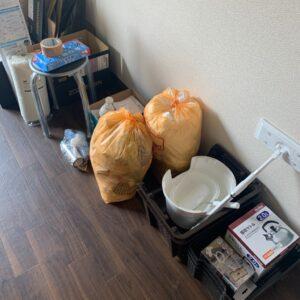 【大野城市】椅子、ダンボール、カゴ、掃除用具等の回収・処分ご依頼