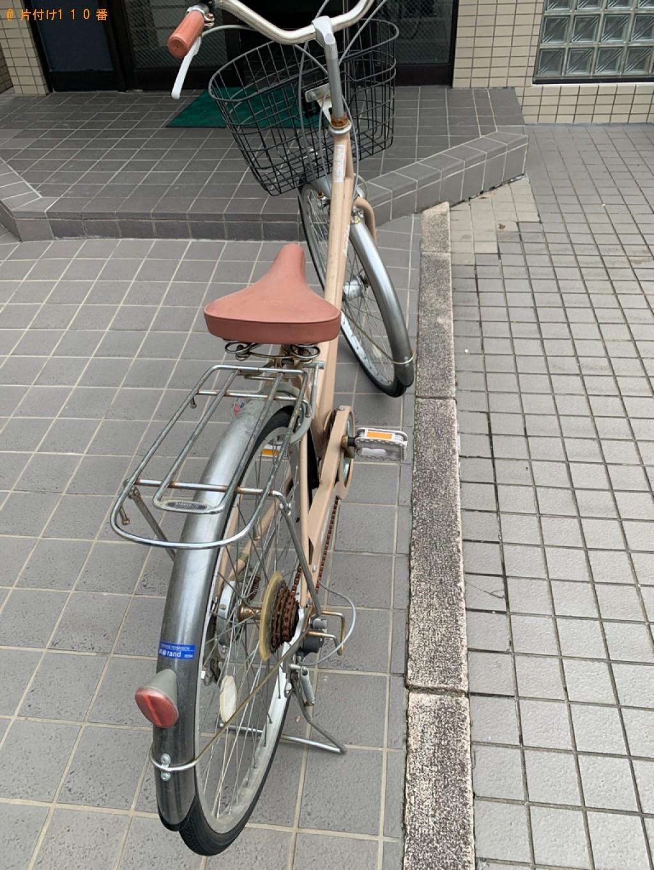 【福岡市城南区】自転車の回収・処分ご依頼 お客様の声