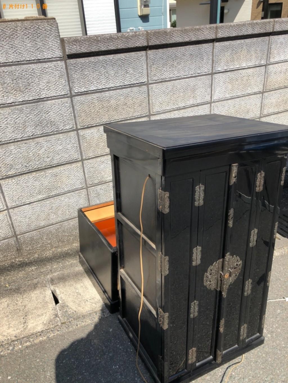 【福岡市東区】仏壇、お位牌の回収・処分ご依頼 お客様の声