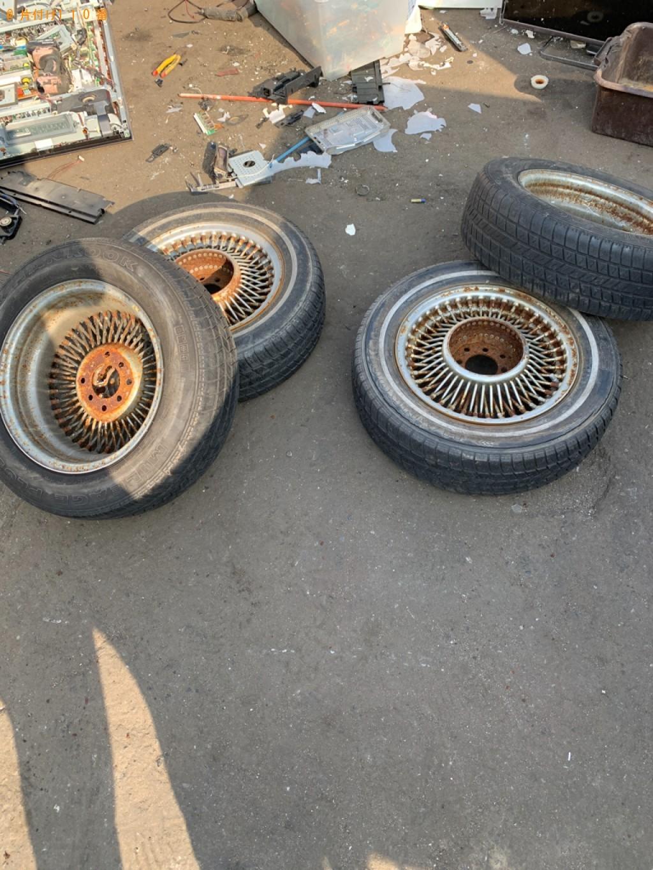 【福岡市城南区】自動車タイヤの回収・処分ご依頼 お客様の声