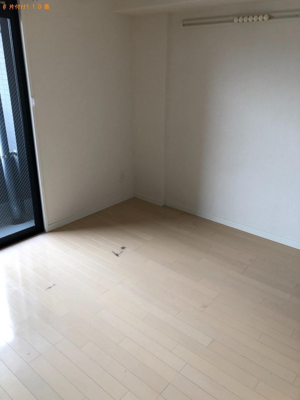 【福岡市】二人用ダイニングテーブル、シングルベッド等の回収・処分