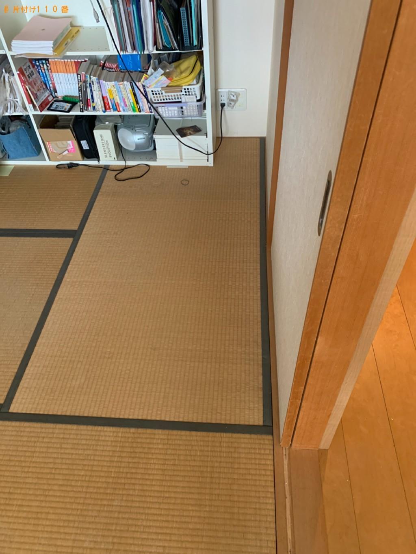 【福岡市中央区】テーブルの回収・処分ご依頼 お客様の声