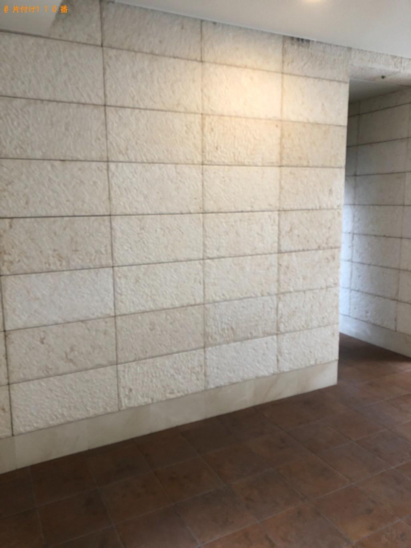【福岡市南区】ダブルベッドマットレスの回収・処分ご依頼
